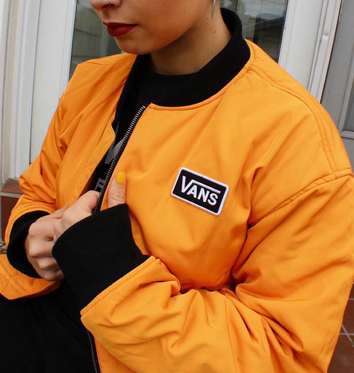 vans boom boom bomber jacket Shop Clothing & Shoes Online
