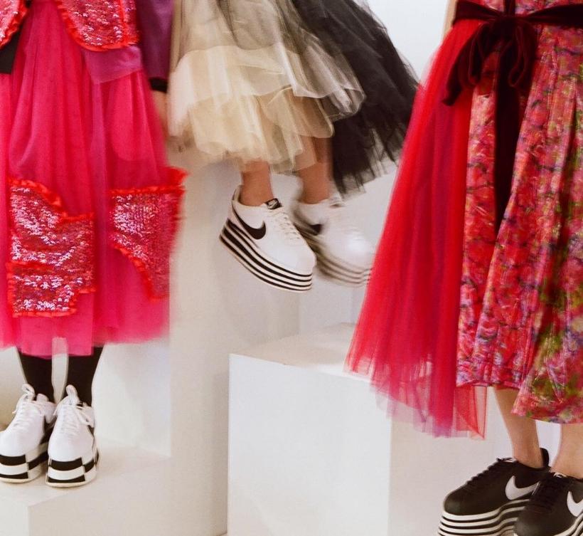 04b1bac18a60 Comme des Garçons Just Gave the Nike Cortez a Lift — CNK ...