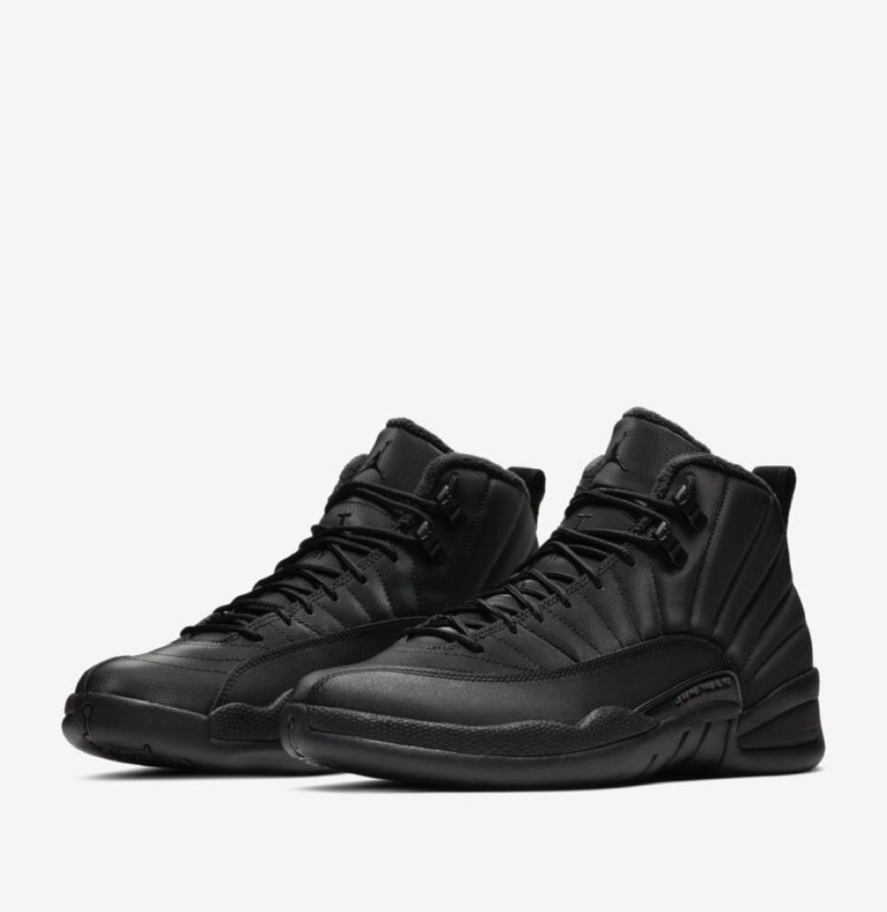 The Air Jordan 12 Gets 'Winterized