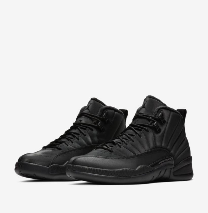 1a71da56d17 The Air Jordan 12 Gets  Winterized  — CNK DailyChicksNKicks
