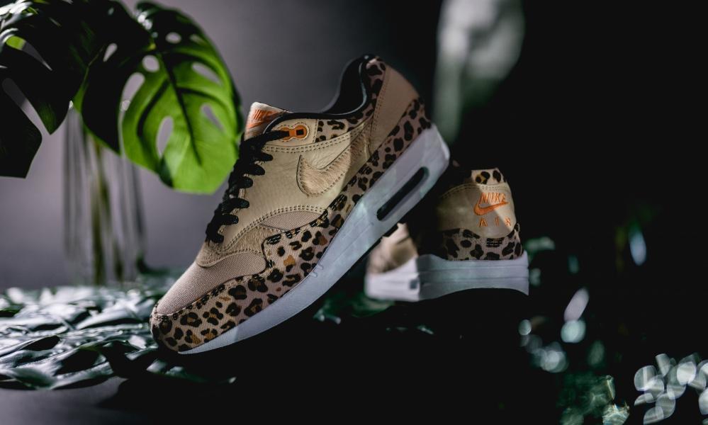 Nike Air Max 1 Proves Leopard Print