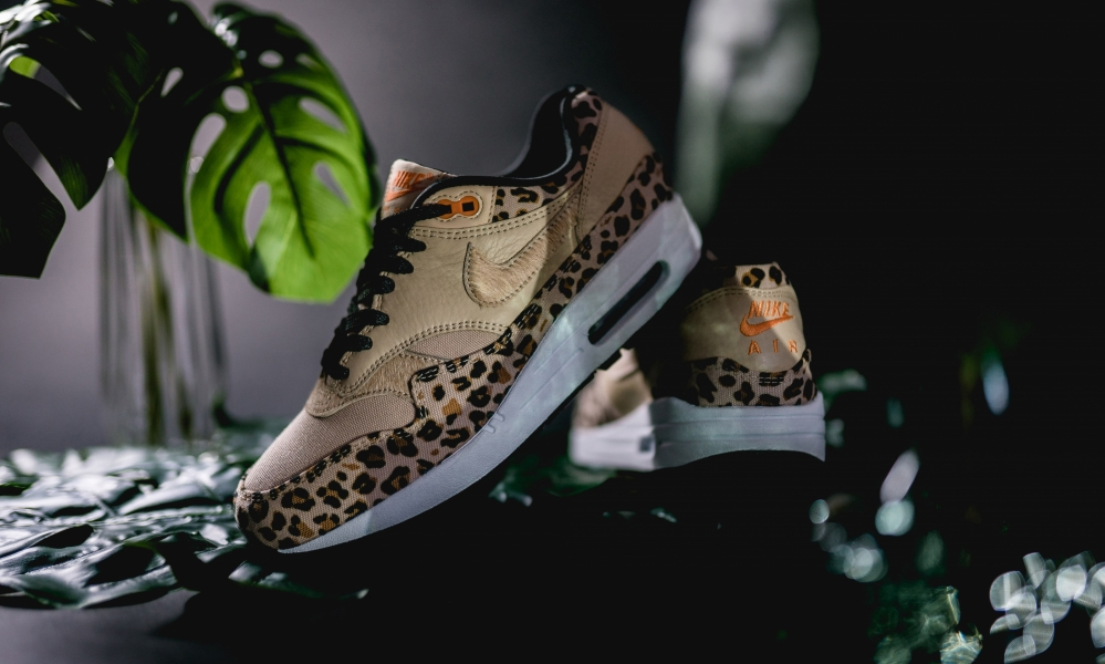 huge selection of 0d266 c090a This Nike Air Max 1 Proves Leopard Print is Always in Season