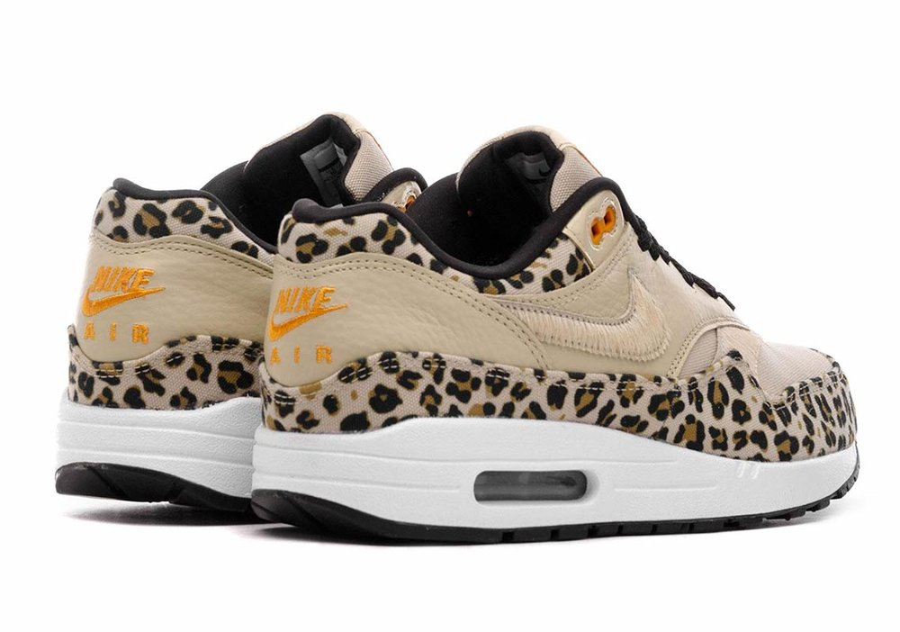 low priced 795eb 15460 nike-air-max-1-leopard-womens-bv1977-200-. Is this animal print ...