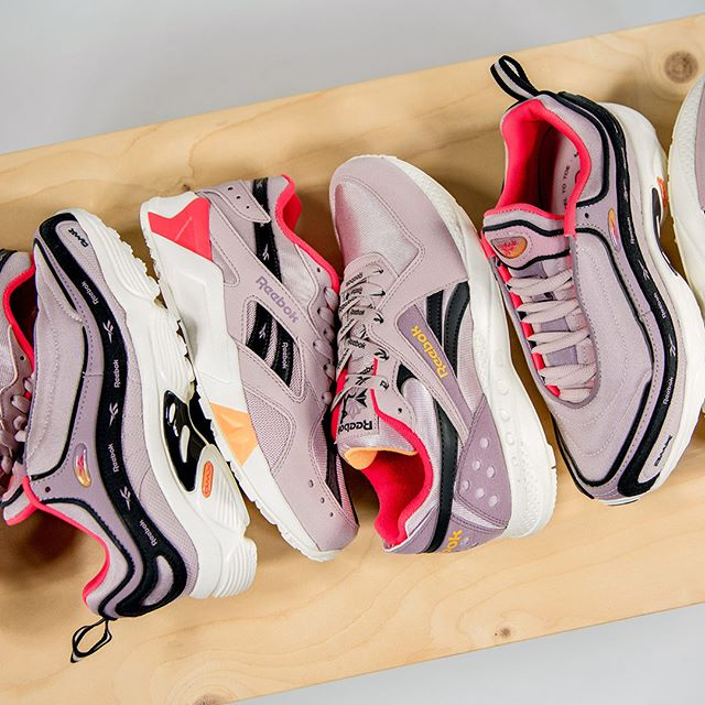 new product 8c38e 5ed71 Cop or Can  Reebok s Lilac Pack