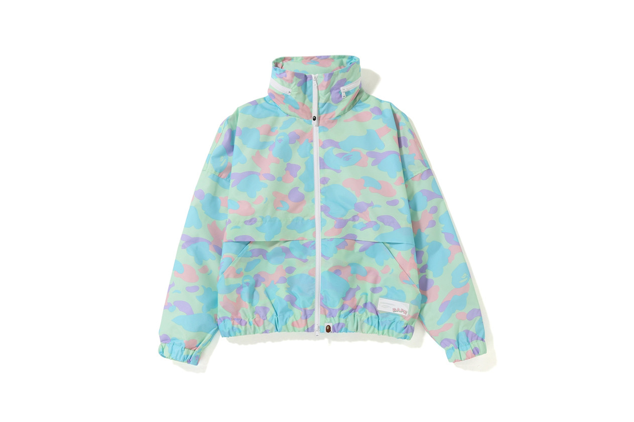 f95f472ae0bb08 BAPE Pastel Camouflage Collection
