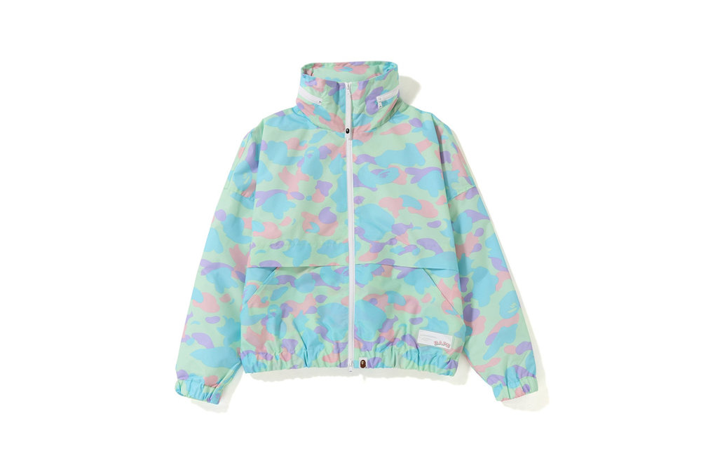 the latest a0c7b ea576 BAPE Pastel Camouflage Collection