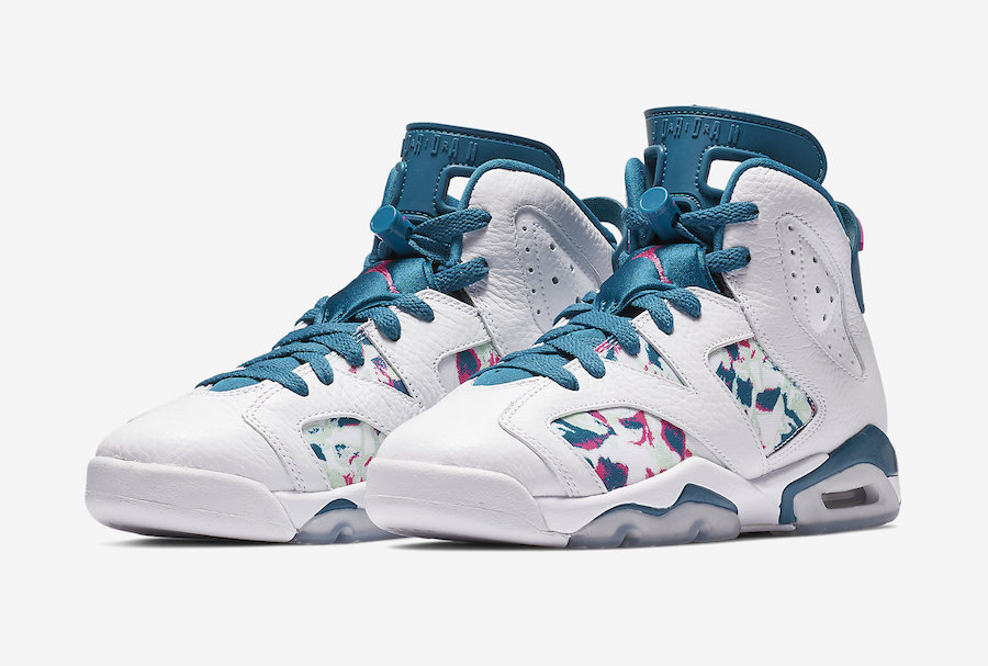 ed21c1f2be5f3c Cop or Can  Air Jordan 6  Green Abyss