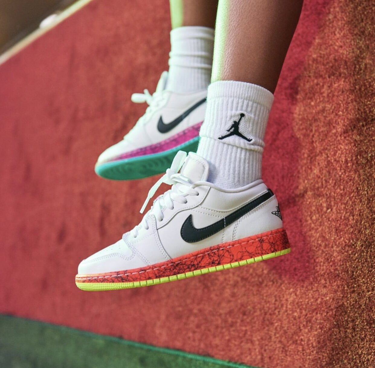 Cop Or Can Get Low With This Air Jordan 1 Low Cnk Daily