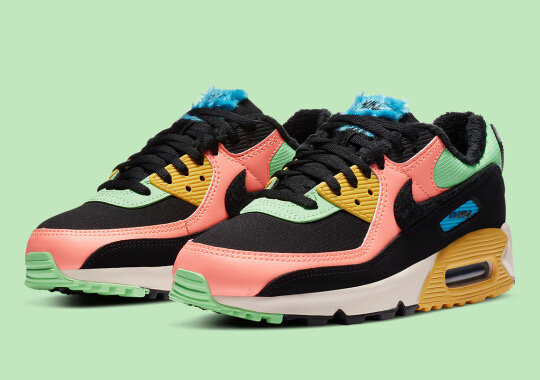 Decano Islas del pacifico águila  Wish List: We're Getting into this New Nike Air Max 90 Colorway — CNK Daily  (ChicksNKicks)
