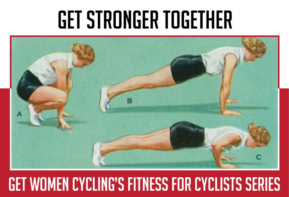 GWC Fitness For Cyclists