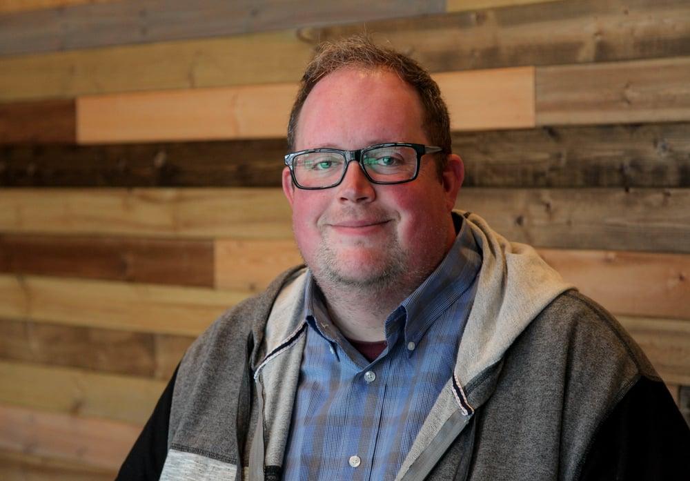 Jason Shaw  - Worship Production Assistant