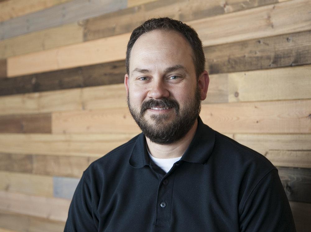 Jason Bollinger  - Mobilization Pastor