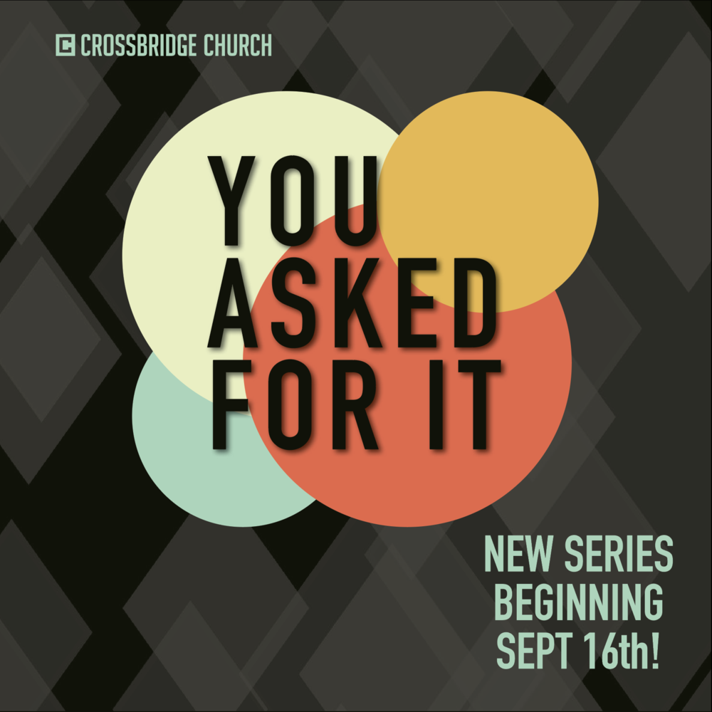 """Y OU ASKED FOR IT 
