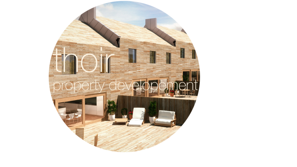 Thoir property - a property development and construction company.