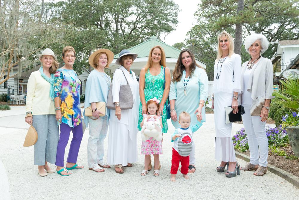 Pawleys Island Wear & Barefoot Elegance Models