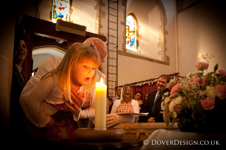 Christening - Kent Wedding Photographers
