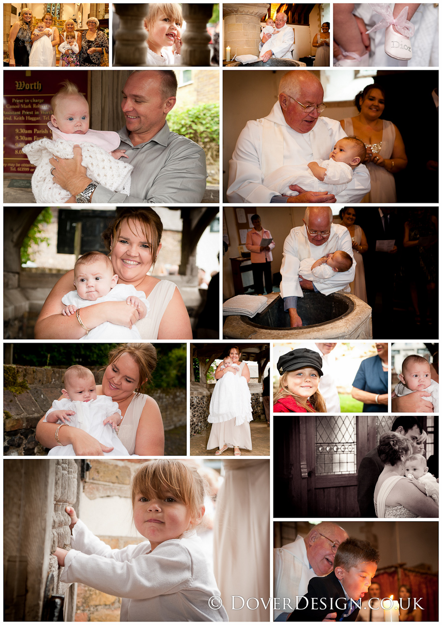 Kent Photographers Christening