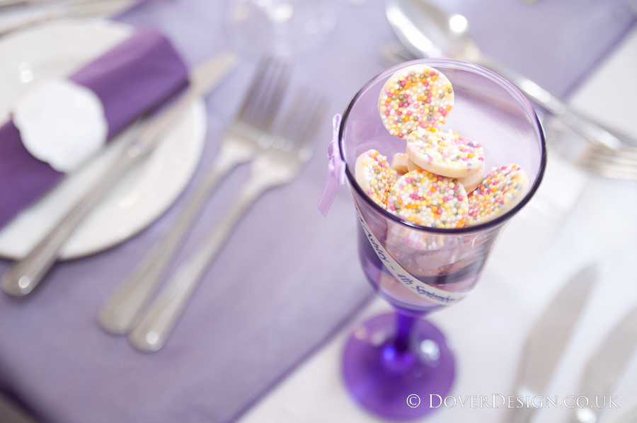 Wedding Favours - Howfield Manor Wedding Photography