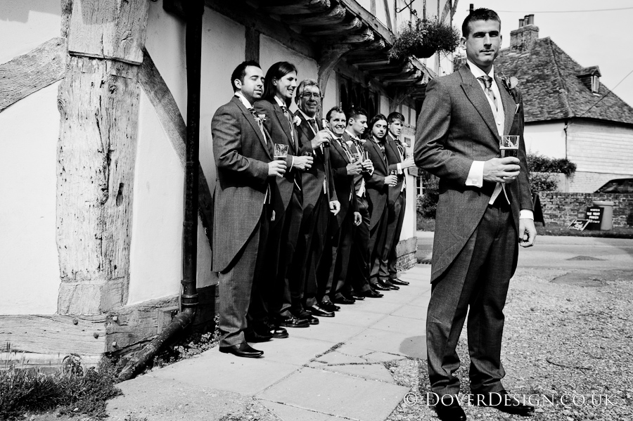 The Boys - Howfield Manor Wedding Photography