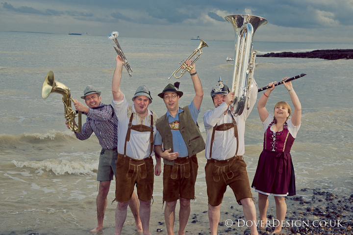 The best oompah band in the world