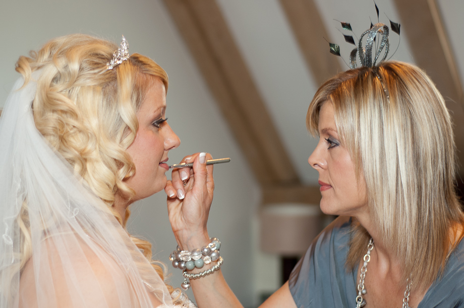 Wedding Make-up at Cooling Castle Rochester