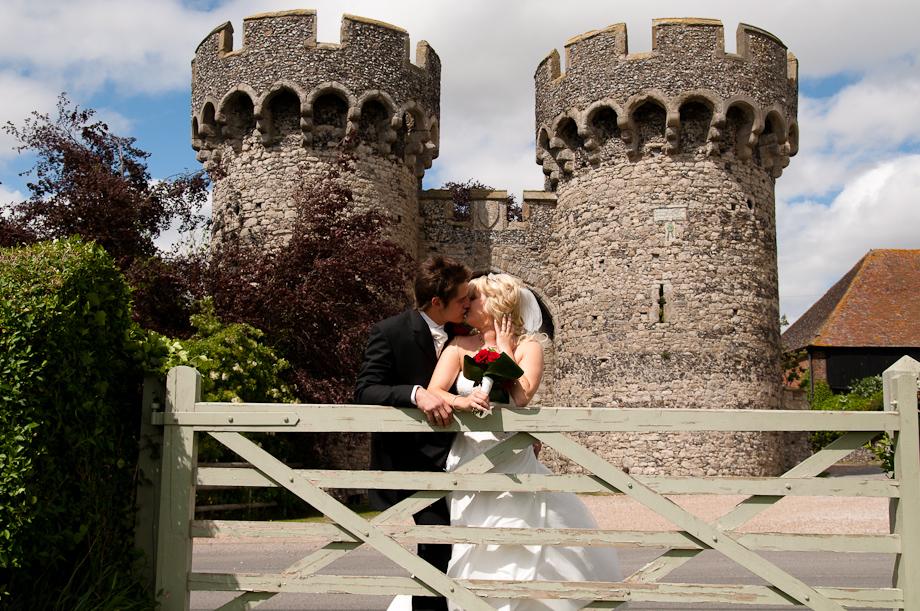 Cooling Castle Rochester Kent Wedding Photographers