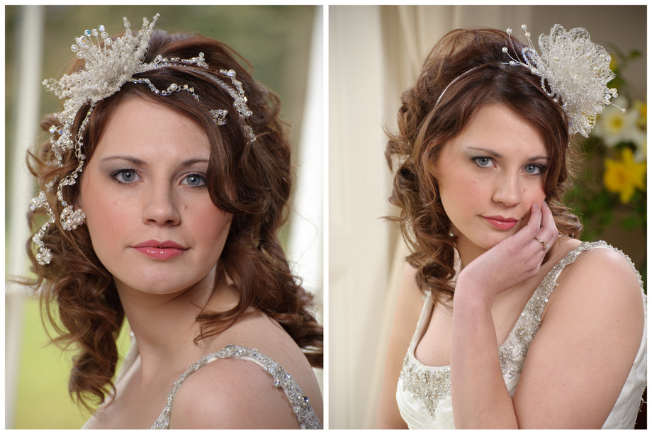 Bridal Fashion Bespoke Hairpiece