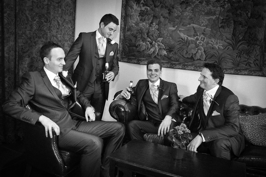 The rat pack - Eastwell Manor Wedding
