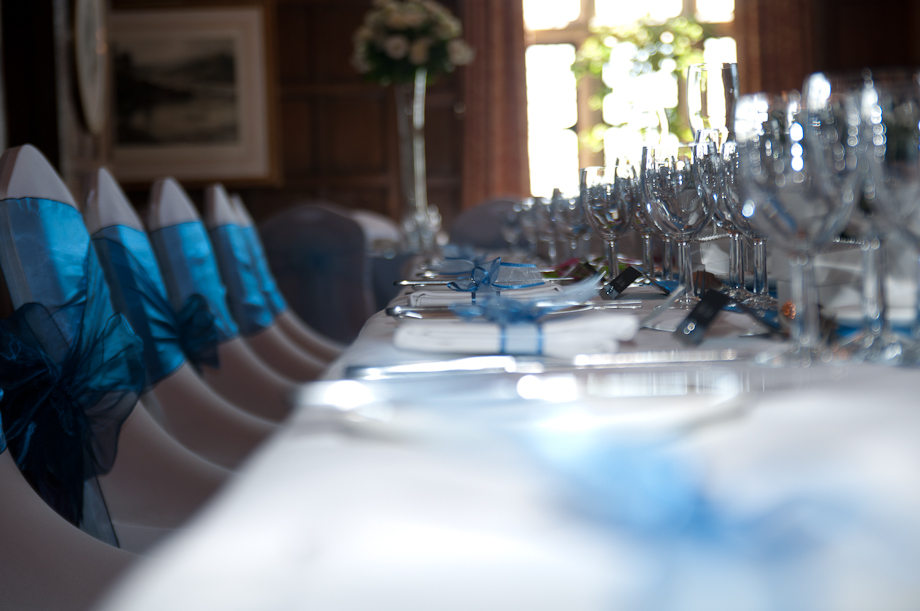 Eastwell Manor - wedding Breakfast, kent photographers