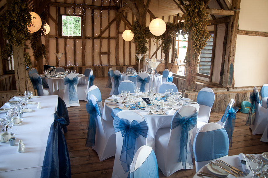 Winters Barn - wedding photographers