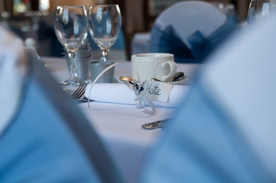 Winters Barn - The Wedding Breakfast