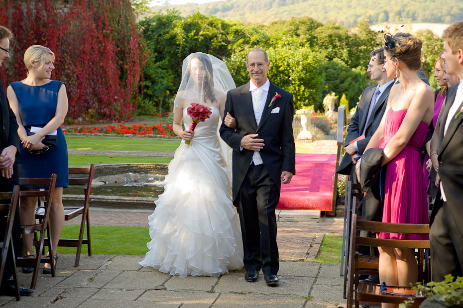 Wedding Photographer at Eastwell Manor Kent
