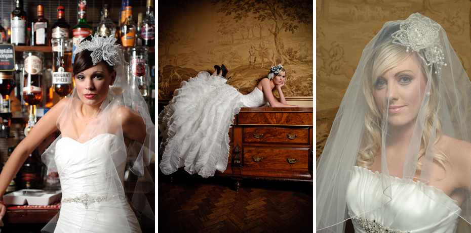 Bridal fashion at Court Stairs Manor