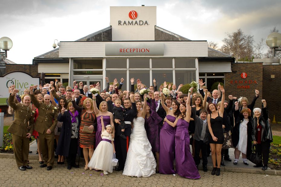 Wedding Ramada Kent (21)