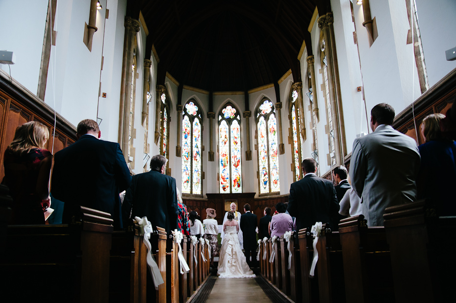 Wedding Photography - St Edmund's Chapel