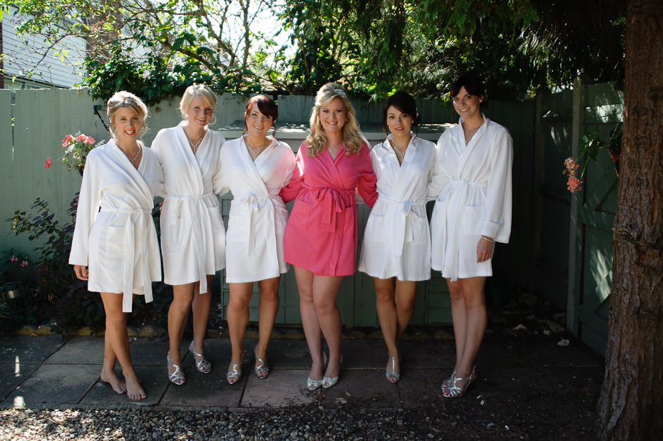 Bridesmaids - Wedding Photogaphy