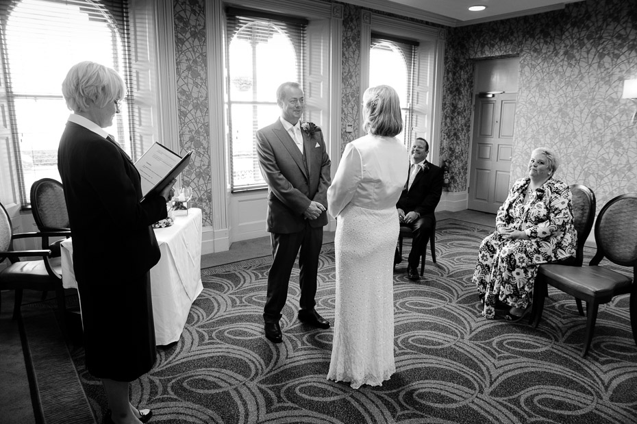 Wedding Photography at Dover Marina Hotel