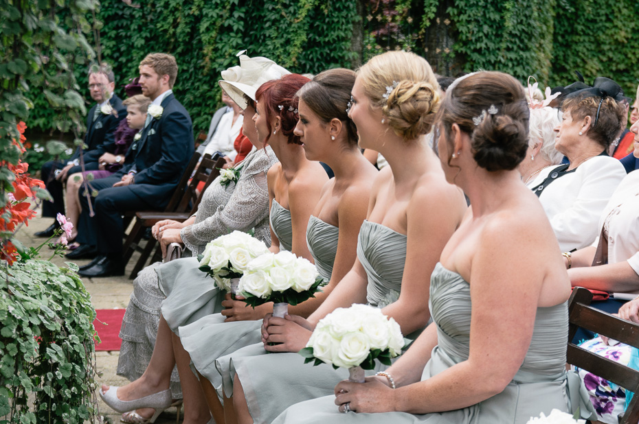 Bridesmaids - Wedding Photography at Eastwell Manor Ashford Kent