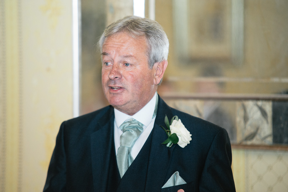 Wedding Speeches at Eastwell Manor - Kent Wedding Photography