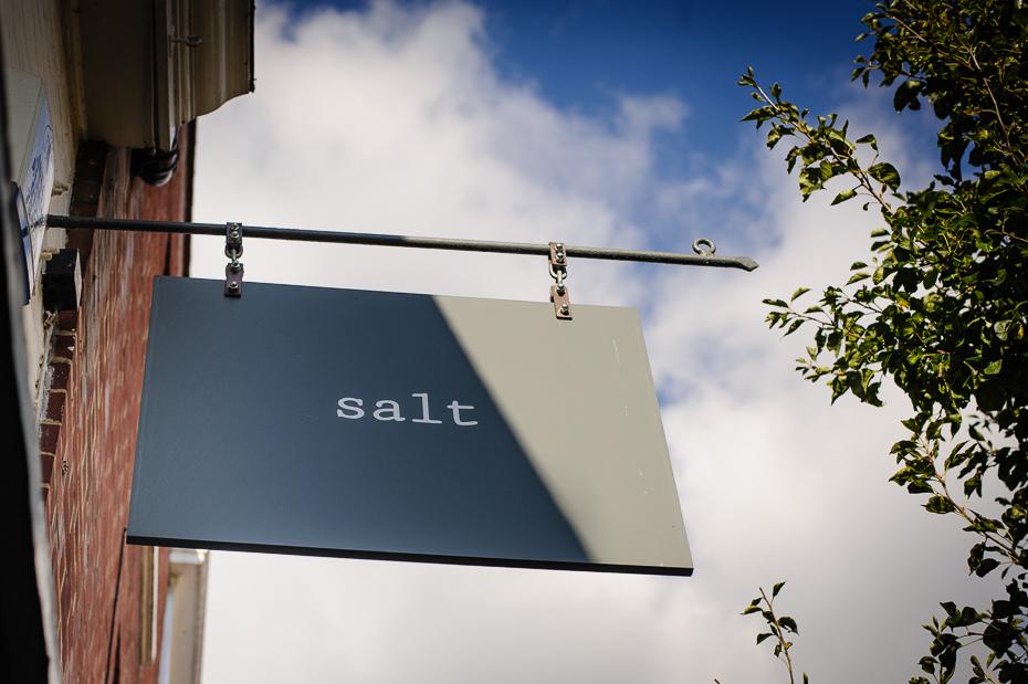 Salt restaurant Canterbury
