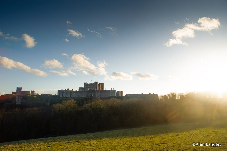 Landscape Photography - Dover Castle