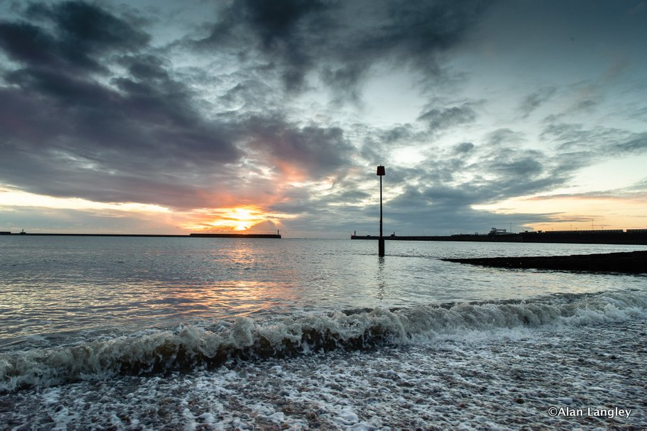 Landscape Photography - Dover Sunrise