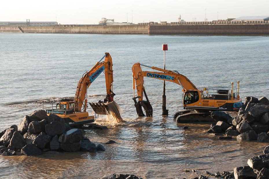 Dover Beach groynes-2612