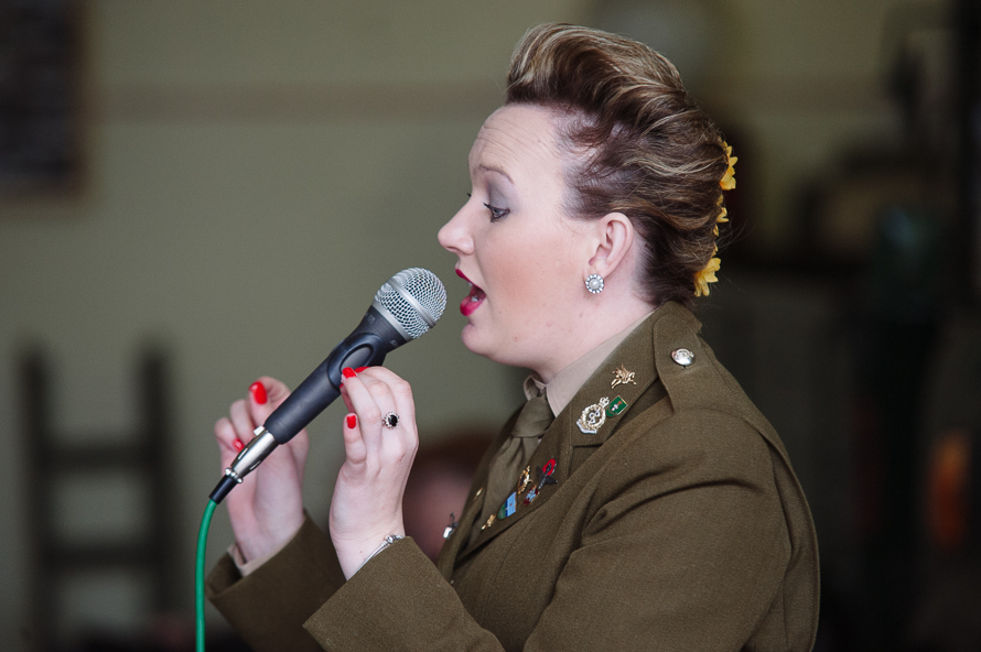 Victory Wartime Band-672