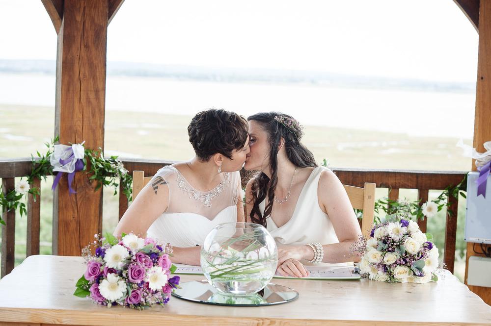 Karin and Cara's Wedding