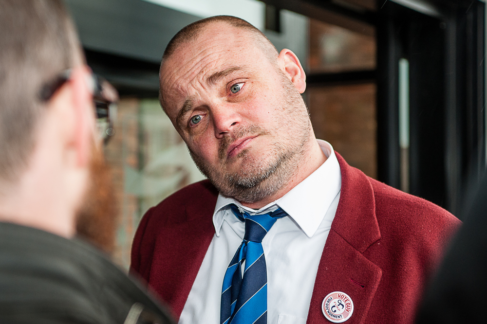 Al Murray The Pub Landlord - Margate