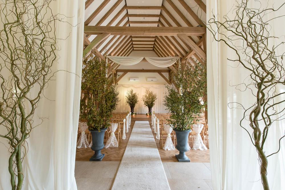 The Old Kent Barn Wedding Venue 1
