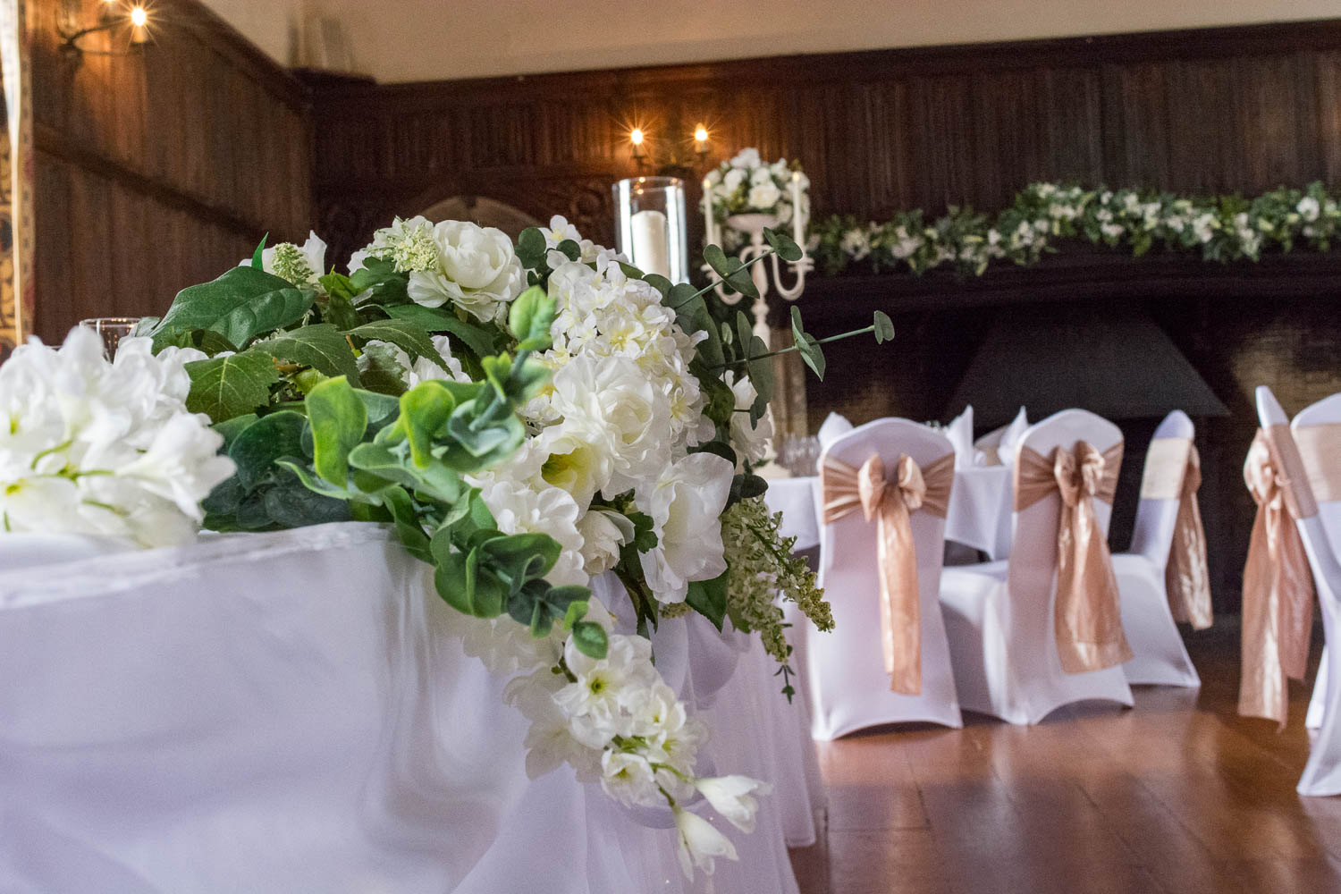 lympne castle wedding open day — dover design photography