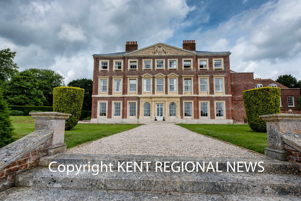 Kent PR Photography - Goodnestone House