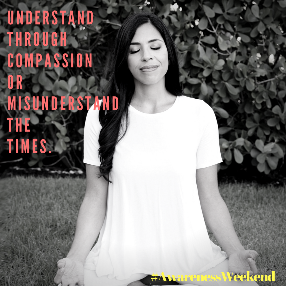 Understand through Compassion 